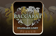 Вулкан Вегас играть в слот Baccarat Pro Series Table game